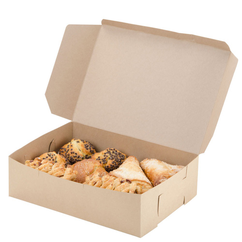 Bakery Cake Boxes Professional Flexible Recyclable Package