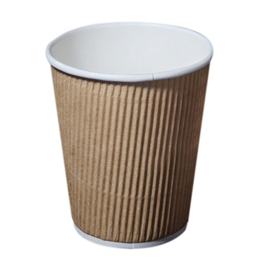 kraft paper coffee cups with switch lid party paper cup